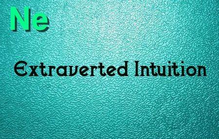 extravertedintuition