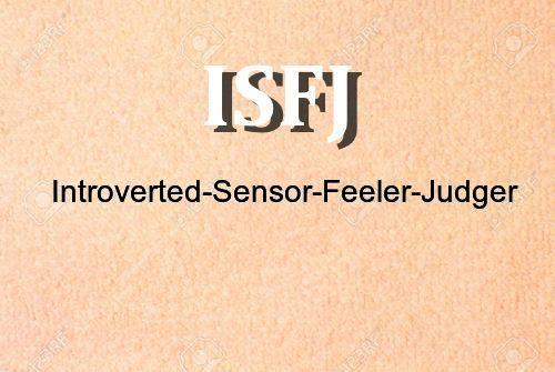 ISFJtitle