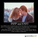 INFP and ENFJ