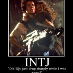 Rachel: I actually changed the caption on this one. I'm an INTP ...