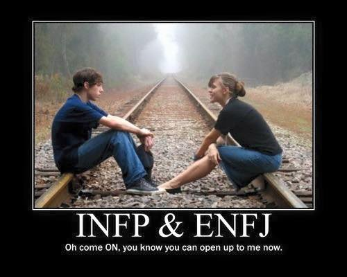 entp female and enfj male dating