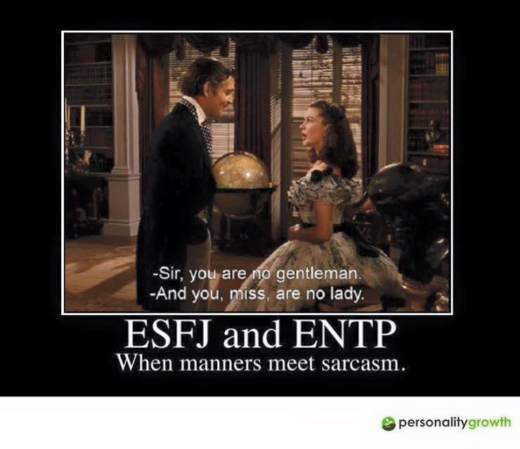 entj dating entp Dating entp personalities is hardly a boring experience, and they make use of their enthusiasm and creativity by delighting and surprising their partners with new ideas and experiences entps' idea of fun is often rooted in self-improvement, and people with this personality type bring their partners along the way, as much in a spirit of sharing as in a spirit of expectation.