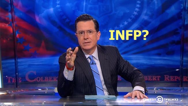 Colbert INFP