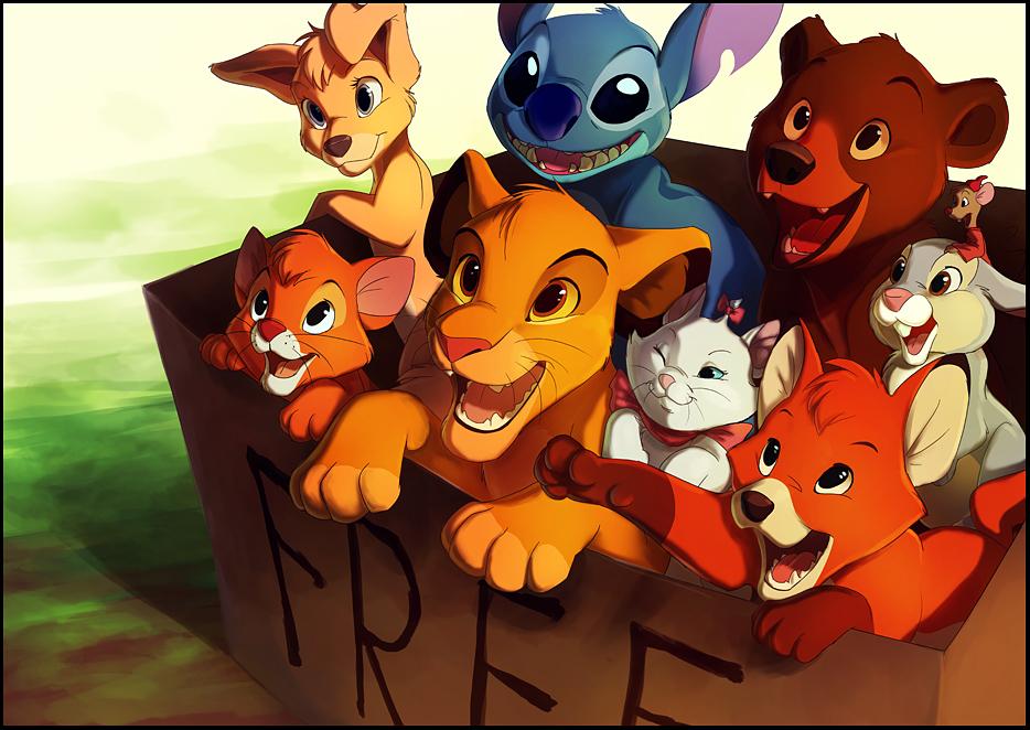 DisneyAnimals