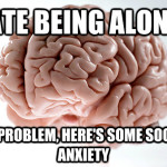 Social Anxiety Brain