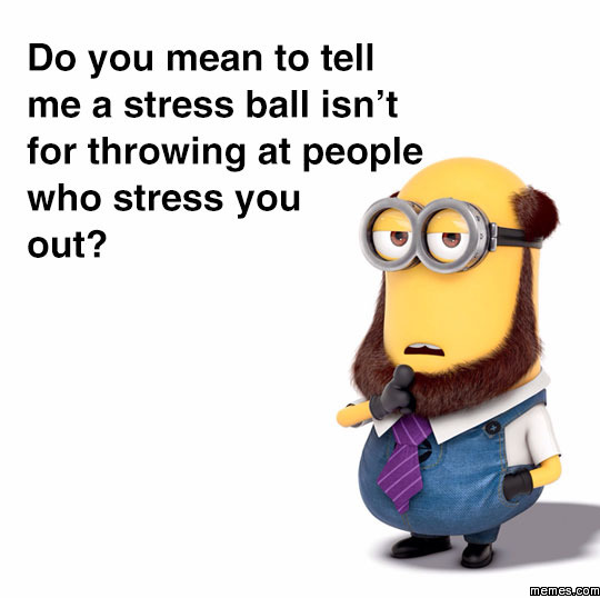 Stress Ball?2aa4f6 tip of the week managing stress