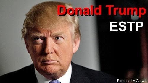 Donald Trump ESTP