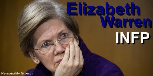 Elizabeth Warren INFP