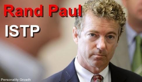 Rand Paul ISTP