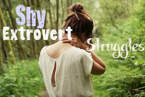 Dating shy extrovert