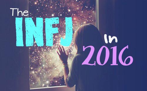 The INFJ In 2016