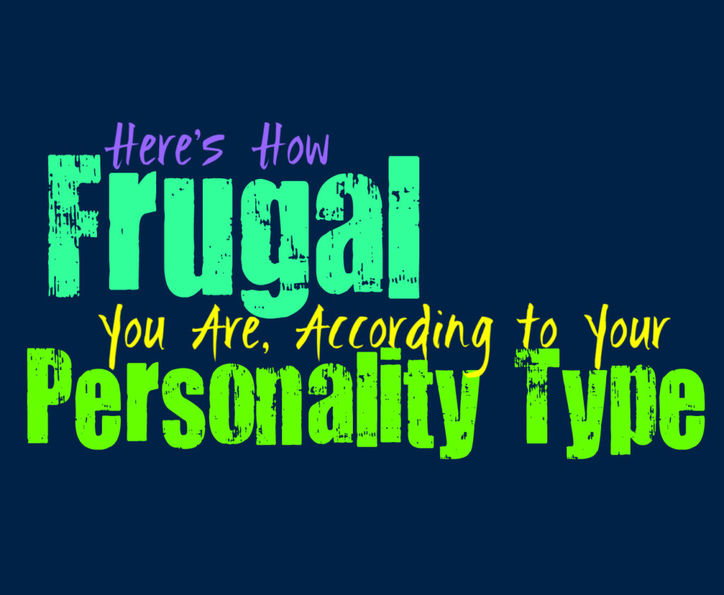 Here's How Frugal You Are, According to Your Personality Type