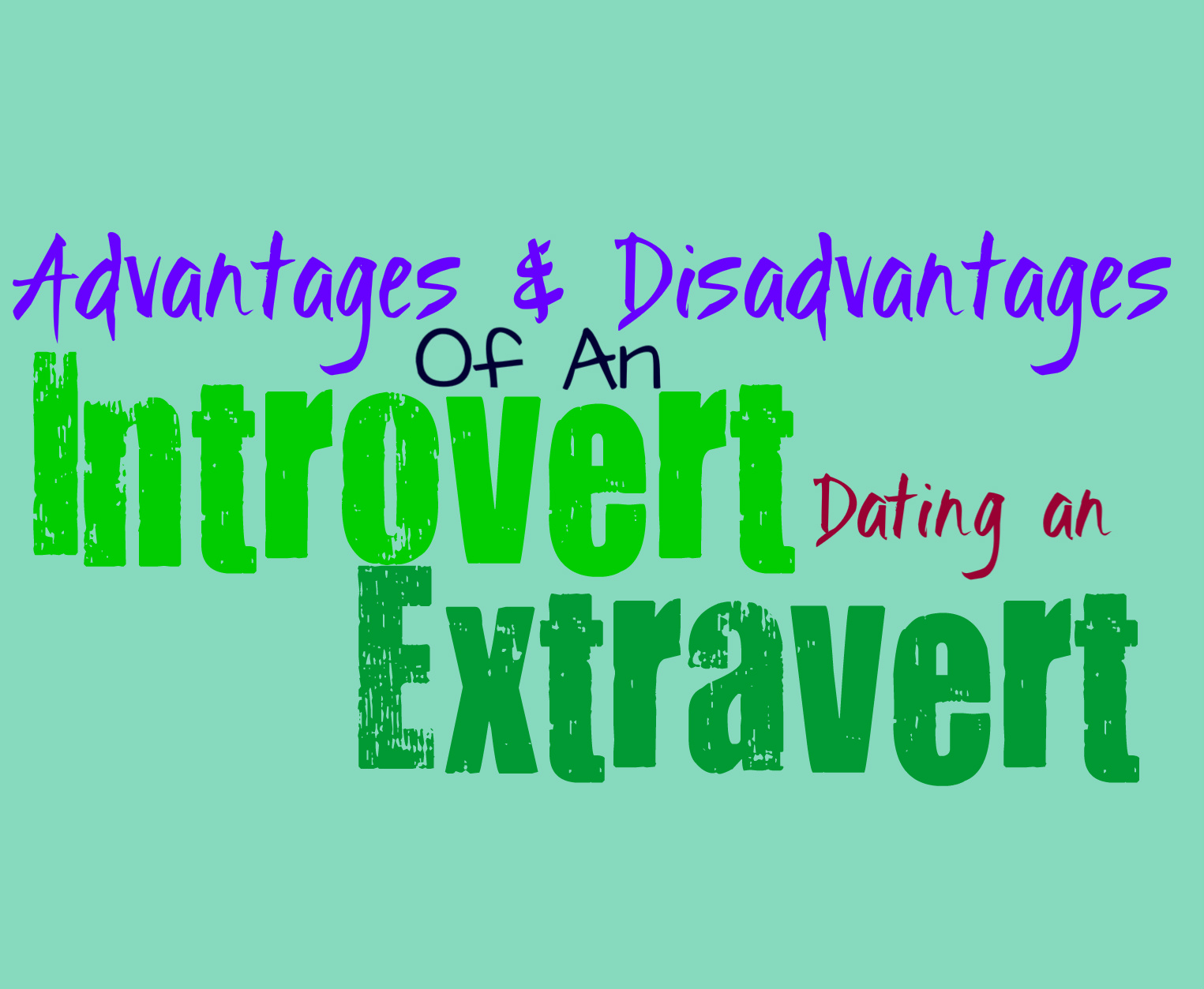 Extreme introvert and social awkward dating