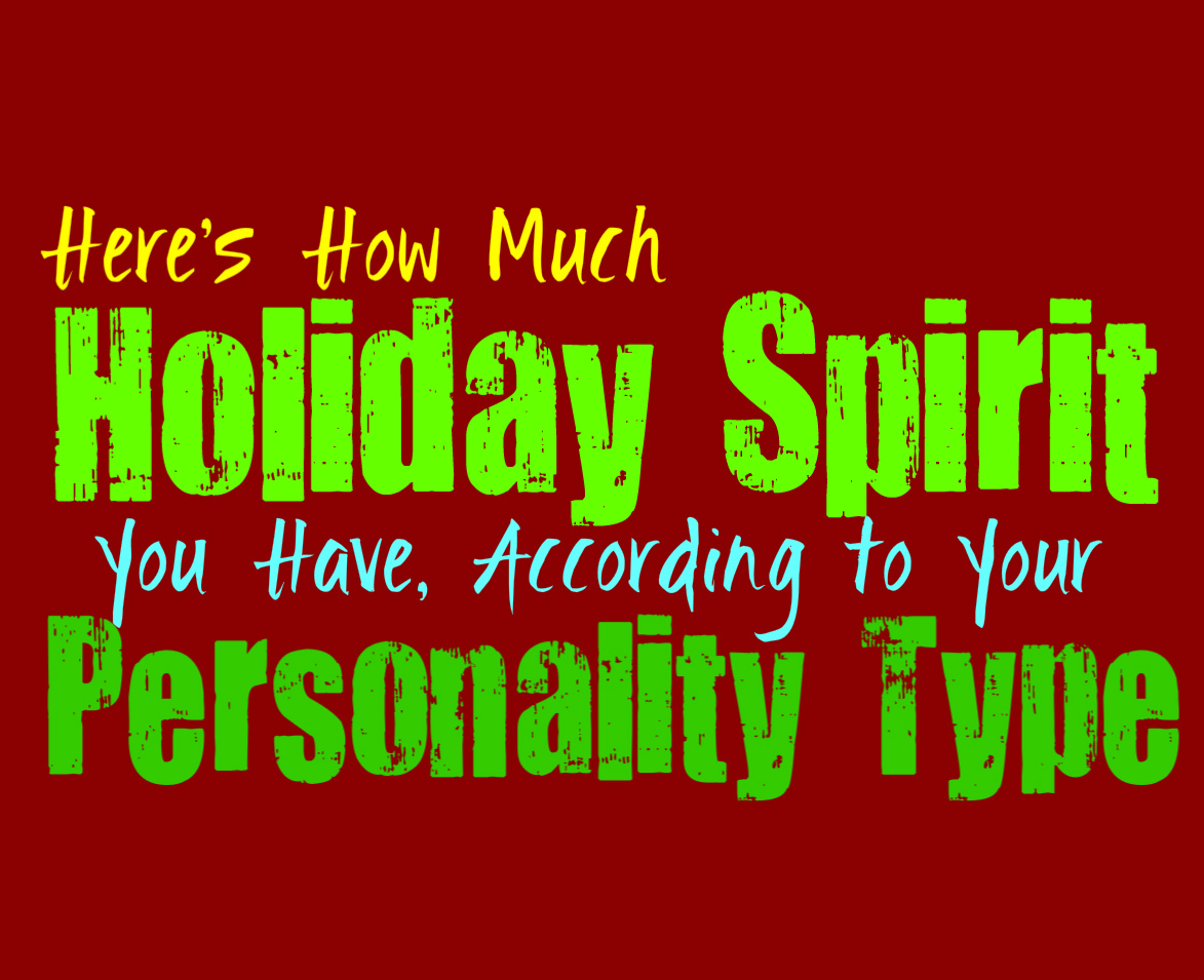 Here's How Much Holiday Spirit You Have, According To Your