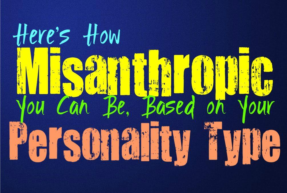 Misanthropy test