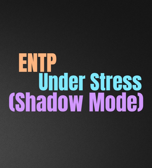ENTP Under Stress (Shadow Mode): The ENTPs Unhealthy Dark Side