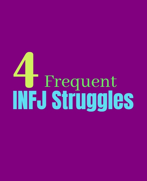 4 Frequent INFJ Struggles Which They Experience In Life