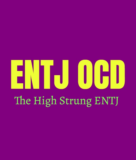 ENTJ OCD: The High Strung ENTJ