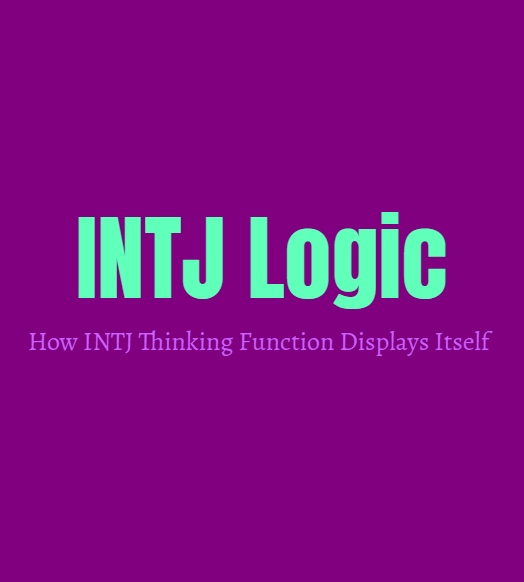 INTJ Logic: How INTJ Thinking Function Displays Itself