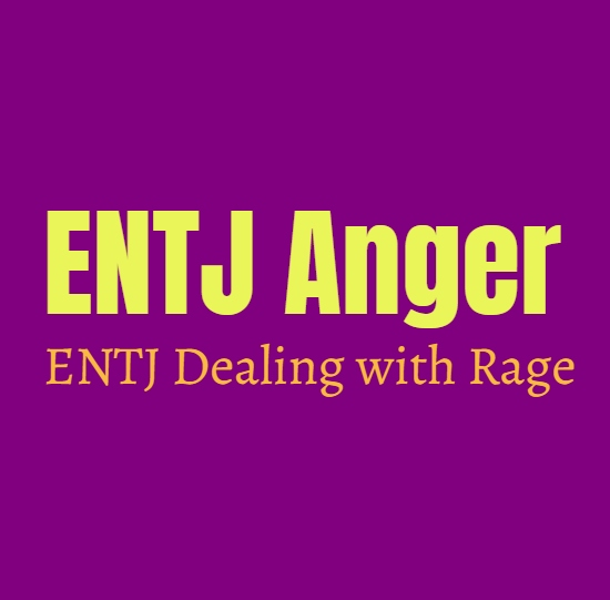 ENTJ Anger: ENTJ Dealing with Rage