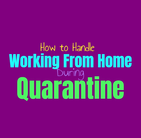 How to Survive Working From Home During Quarantine