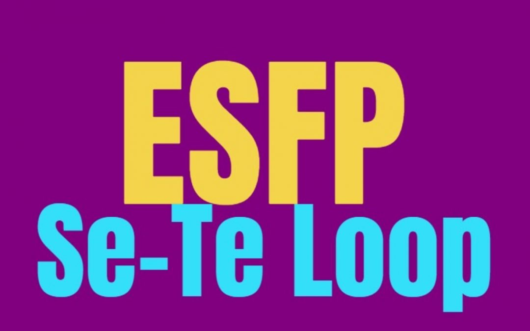ESFP Se-Te Loop: What It Means and How to Break Free