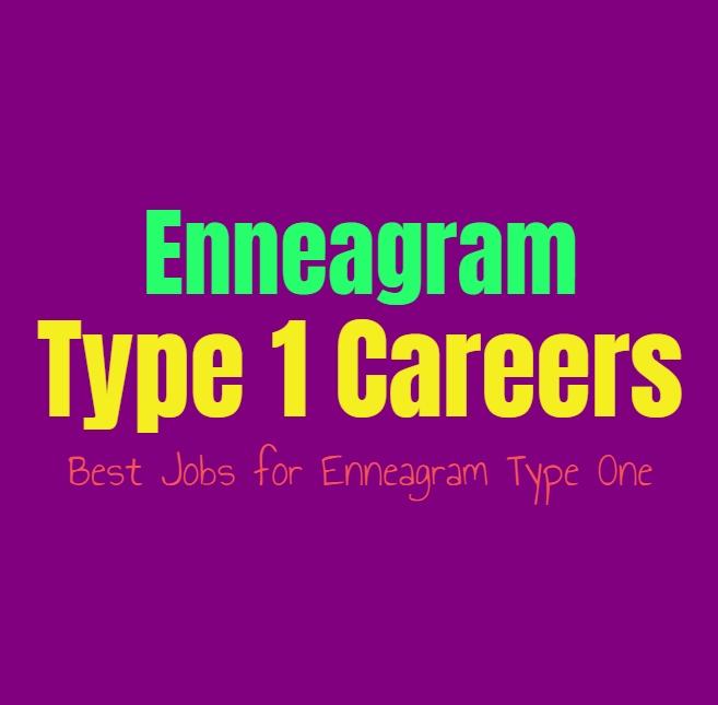 Enneagram Type 1 Careers: Best Jobs for Enneagram Type One