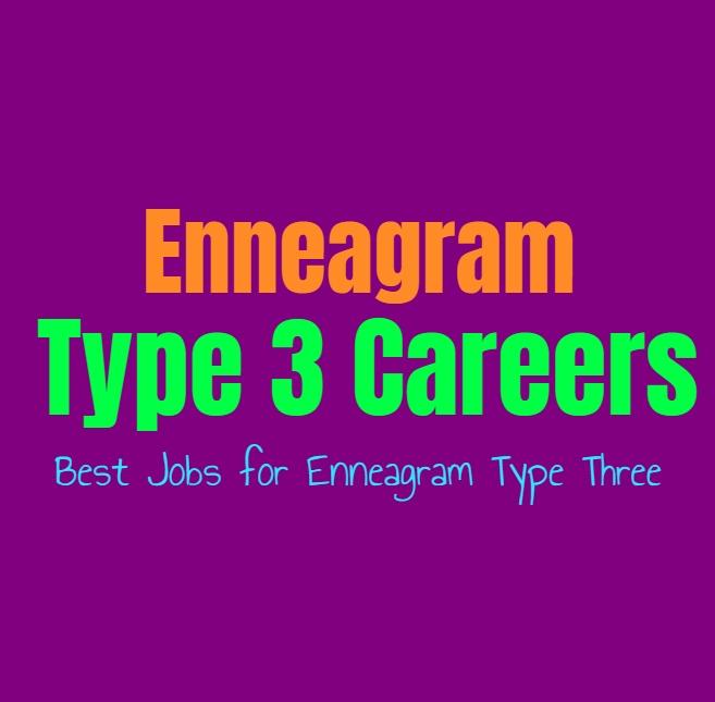 Enneagram Type 3 Careers: Best Jobs for Enneagram Type Three