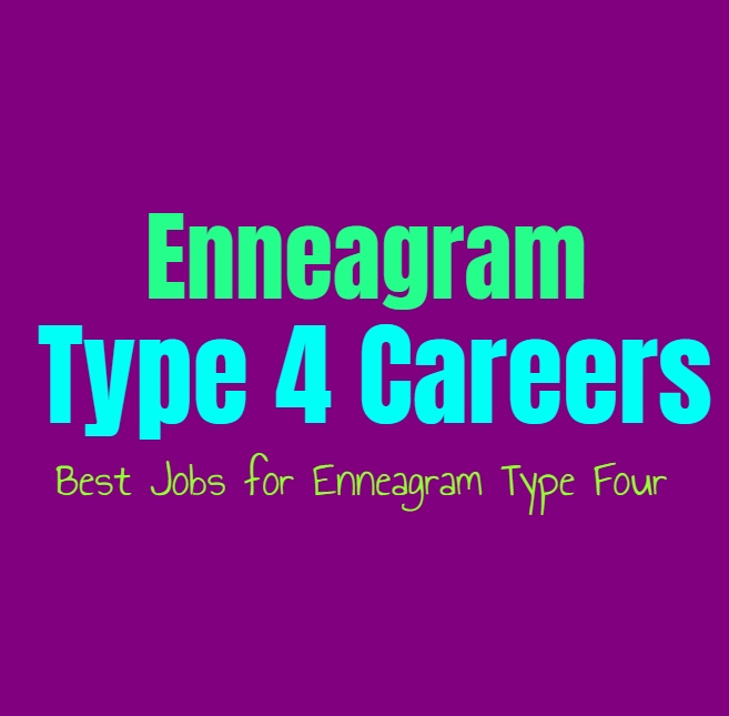 Enneagram Type 4 Careers: Best Jobs for Enneagram Type Four
