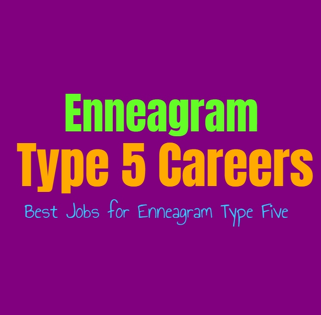 Enneagram Type 5 Careers: Best Jobs for Enneagram Type Five