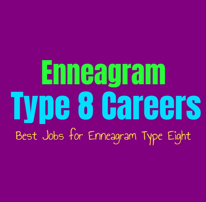 Enneagram Type 8 Careers: Best Jobs for Enneagram Type Eight